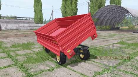 Zmaj 489 для Farming Simulator 2017