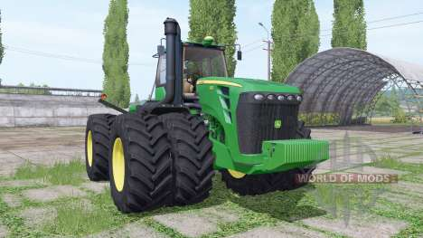 John Deere 9330 для Farming Simulator 2017