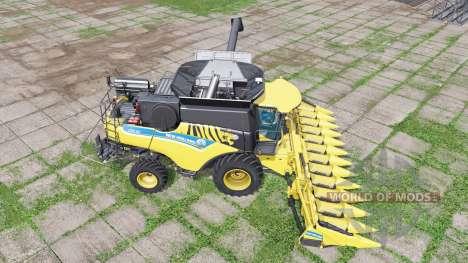 New Holland CR9.90 v1.0.1 для Farming Simulator 2017