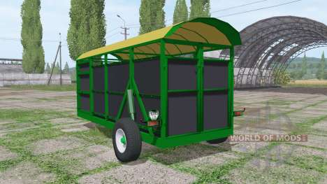 Laumetris PTL-6G для Farming Simulator 2017