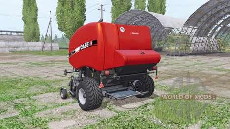Case IH RB 465 v1.1.1 для Farming Simulator 2017