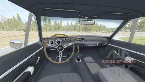 Dodge Coronet Super Bee (WM21) 1969 для BeamNG Drive