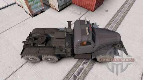 ЗиЛ 157В для American Truck Simulator