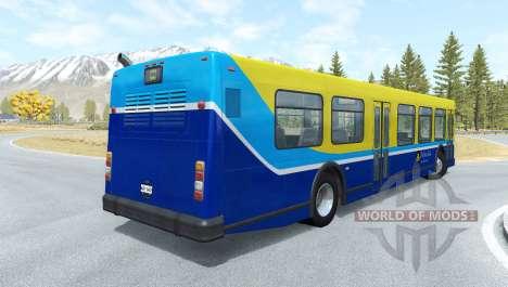 Wentward DT40L Dublin Bus для BeamNG Drive