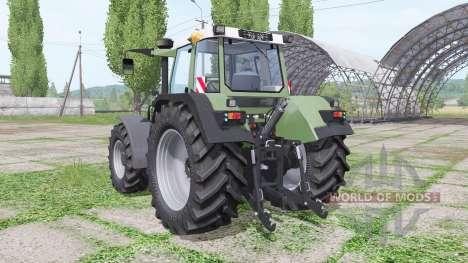 Fendt Favorit 515C для Farming Simulator 2017