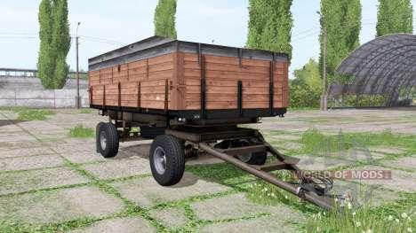 BSS P 93 SH для Farming Simulator 2017