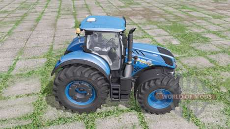 New Holland T7.315 для Farming Simulator 2017