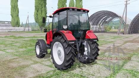 Беларус 1523 для Farming Simulator 2017