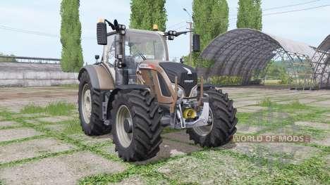 Fendt 720 Vario для Farming Simulator 2017