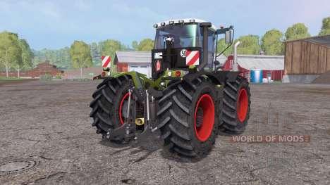 CLAAS Xerion 3800 для Farming Simulator 2015