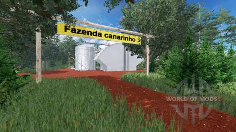 Fazenda Canarinho для Farming Simulator 2017