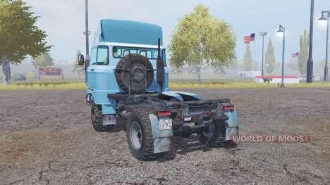 IFA W50 L для Farming Simulator 2013