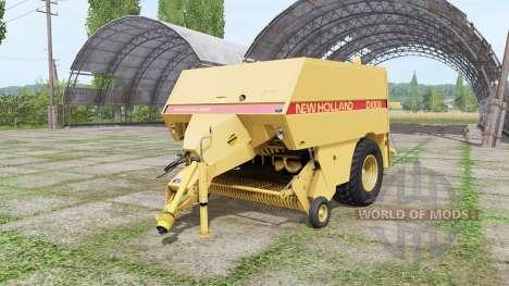 New Holland D1000 v1.0.1 для Farming Simulator 2017