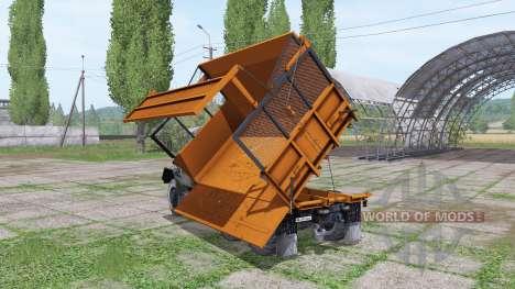 ЗиЛ 131 для Farming Simulator 2017
