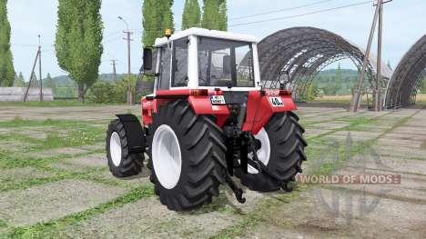 Steyr 8090 для Farming Simulator 2017