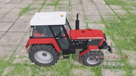 Zetor 16145 red для Farming Simulator 2017