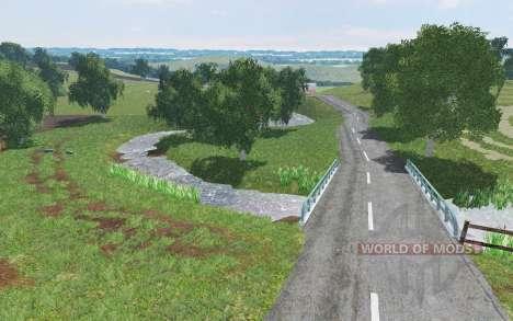 Mlynowka для Farming Simulator 2015
