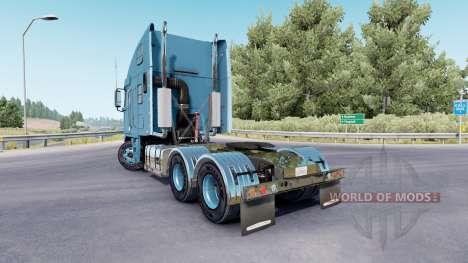 Freightliner Argosy v2.3.2 для American Truck Simulator