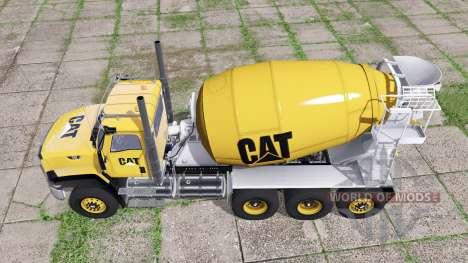 Caterpillar CT660 2011 для Farming Simulator 2017
