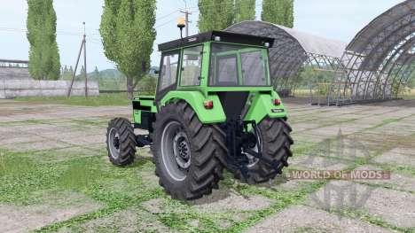 Torpedo TD 90 A для Farming Simulator 2017