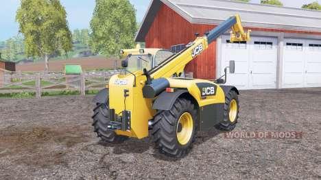 JCB 536-70 для Farming Simulator 2015
