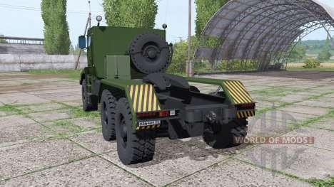 Урал Тайфун-У для Farming Simulator 2017