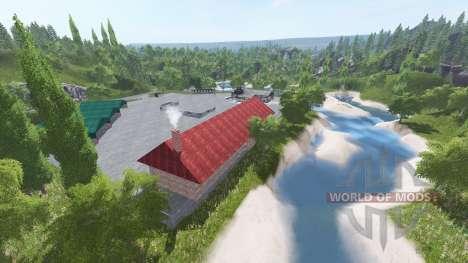 Agra Sanov для Farming Simulator 2017