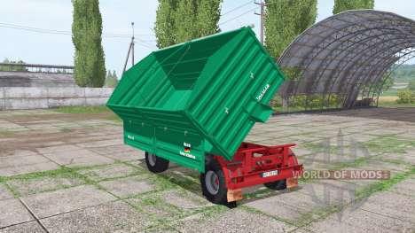Lomma ZDK 1802 для Farming Simulator 2017