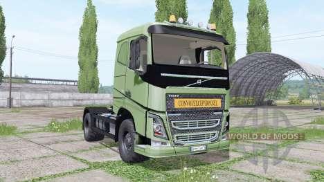 Volvo FH 540 для Farming Simulator 2017