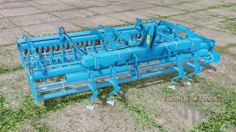 LEMKEN Kompaktor S400 GAM для Farming Simulator 2017