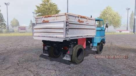 IFA W50 для Farming Simulator 2013