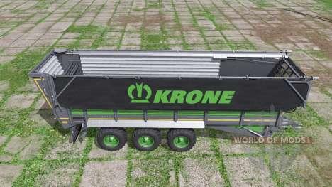Krone TX 560 D для Farming Simulator 2017