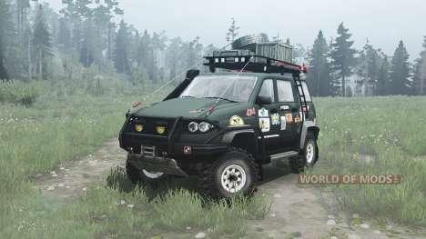 УАЗ 3163 для Spintires MudRunner