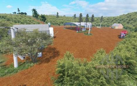 Minas для Farming Simulator 2015