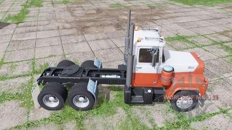 Mack R688 для Farming Simulator 2017