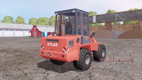 ATLAS AR-35 для Farming Simulator 2015