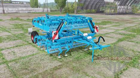 LEMKEN Kompaktor K600 A GAM для Farming Simulator 2017