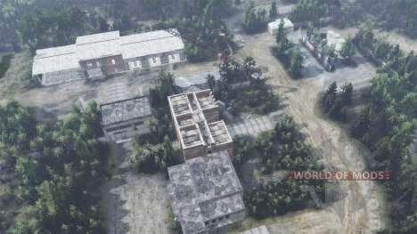 Тени Чернобыля v1.2 для Spin Tires