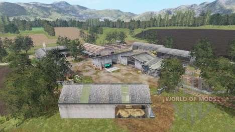 The Old Stream Farm для Farming Simulator 2017