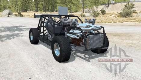 Bruckell LeGran buggy для BeamNG Drive