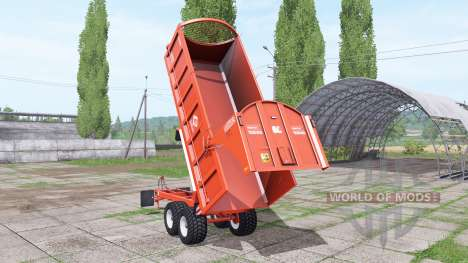 Larrington Majestic для Farming Simulator 2017