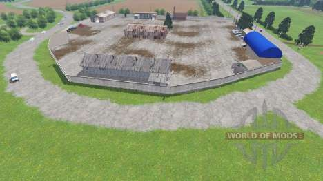 Русская для Farming Simulator 2015