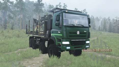 Tatra Phoenix T158 8x8 для Spintires MudRunner