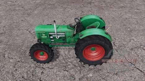 Deutz D80 для Farming Simulator 2015