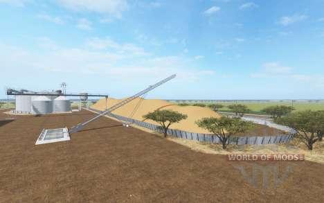 Западная Австралия для Farming Simulator 2017