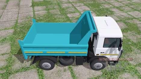 МАЗ 5551 для Farming Simulator 2017