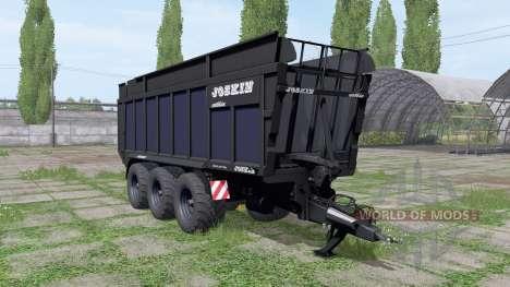 JOSKIN DRAKKAR 8600 для Farming Simulator 2017