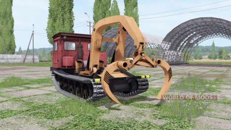 ТТ-4 для Farming Simulator 2017