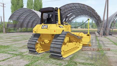 Caterpillar D6N LGP v3.1 для Farming Simulator 2017