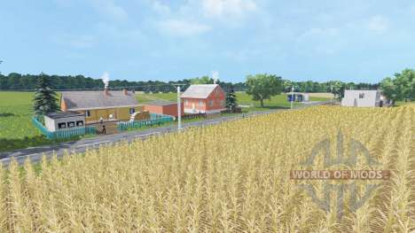 Warmia для Farming Simulator 2015